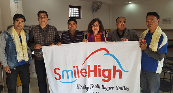 Dental screening camp